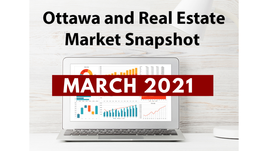 Ottawa and Real Estate Market Snapshot March 2021 1