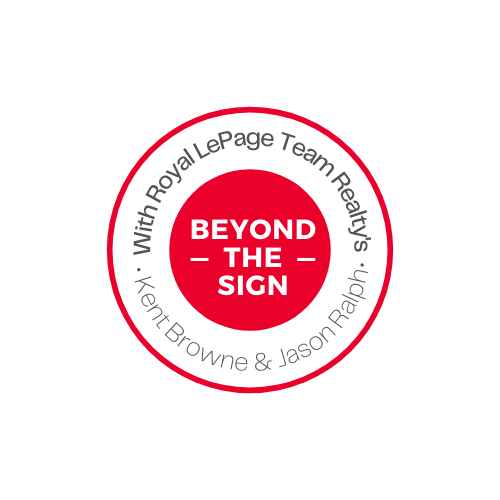 Beyond the Sign – The Royal LePage Team Experience: Taking You Beyond The Sign 2
