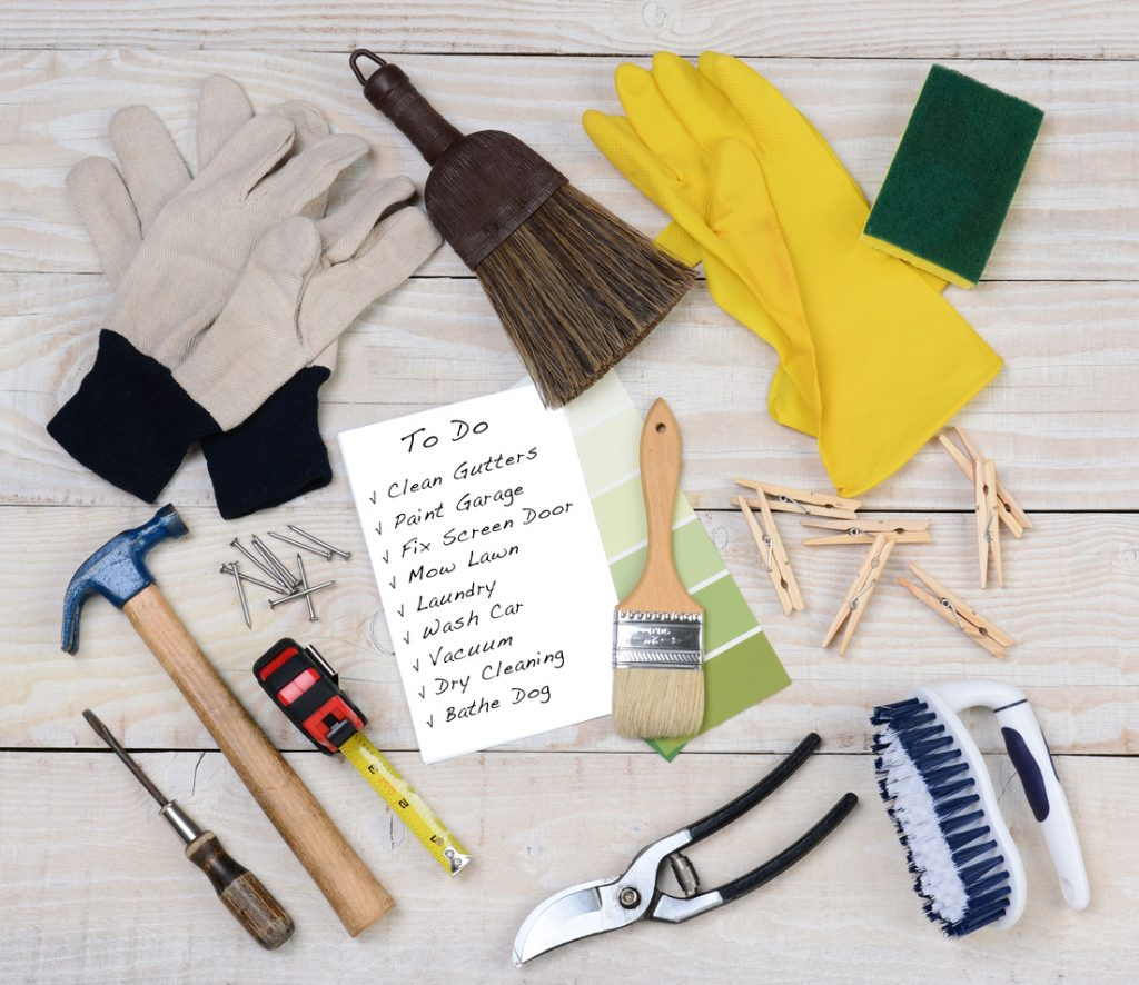 Summer Honey-Do List: Home Projects to Keep Your Home Looking Great. 1